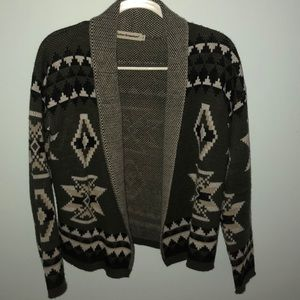 Patterned Sweater from Nordstrom
